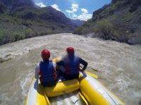 Hakkari'de rafting heyecanı başlıyor