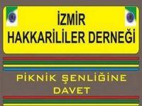 İzmir'de Hakkarililer coşkusu!