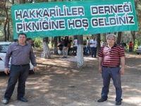 "İzmir'de ""HAKKARİ"" coşkusu,"