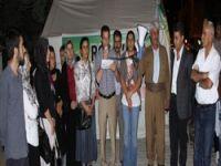 Rojava'ya yardım kampanyası