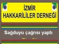 İzmir'den barış mesajı