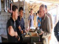 Erbil'de halk silahlanıyor