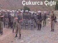 Sınır'daki olaylarda 5 asker yaralandı