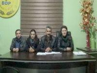 Kobani'ye 128 bin 457 TL gönderildi