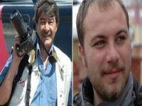 Van depreminde ölen gazeteciler
