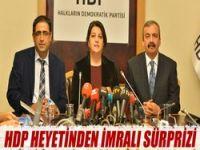 HDP'den İmralı sürprizi