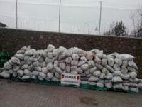 Kömür çuvallarında 6 ton çay çıktı