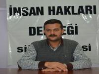 İHD Siirt yöneticisine hapis cezası