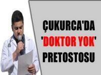 Sınır'da doktor istiyoruz eylemi