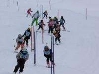 Kulüpler arası kayak il birinciliği yapıldı