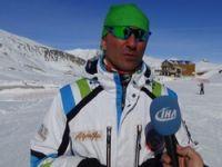 Hakkari'deki kayakçıların büyük başarısı