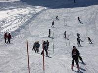 Başarılı kayakçılar açıklandı
