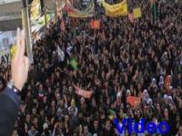 Van'da Öcalan'a özgürlük yürüyüşü