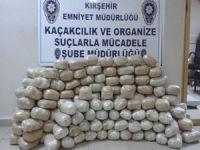 Polis memuru 5 milyonluk uyuşturucu ile yakalandı