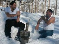 Hakkari'de kar duası