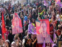 Yüksekova'da 8 Mart kutlamaları