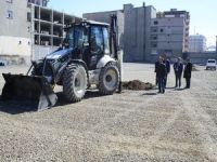 Yüksekova'da Newroz hazırlıklarına başlandı
