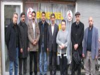 HDP aday adaylarından engellilere ziyaret