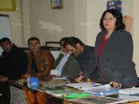 Yüksekova belediyesinden bilgilendirme toplantısı