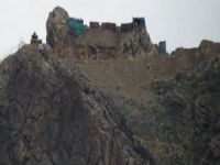 PKK uçaksavarlarla askeri üs bölgeye ateş açtı