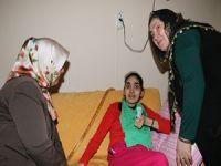 Vali eşin'den engellilere ziyaret
