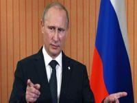 Putin; Işid Rusya'ya doğrudan bir tehdit oluşturmuyor