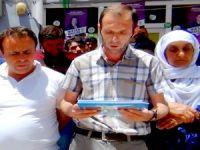 Diyarbakır olayı Çukurca da protesto edildi