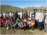 Müftü Geylani, Kur'an kursu öğrencileriyle piknikte buluştu