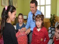 Eş Başkanlar down sendromlu çocukları ziyaret etti