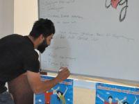 Toplum Gönüllü Hakkarili gençlerden örnek davranış