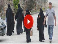 Bu şehir Arap turistlerin akınına uğradı