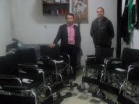 Engellilere Ramazan desteği