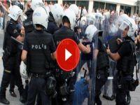 Ankara'da 33 kişi gözaltına alındı