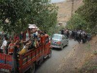 Gecitli köyü göç ediyor