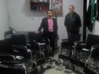 Basında engelliler ve dernek faaliyetleri