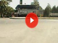 2 kişinin öldüğü kaza kamerada