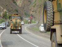 Hakkari'de yeni özel güvenlik bölgeleri açıklandı
