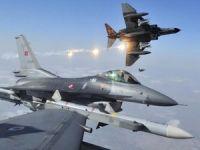 Irak'taki PKK kamplarına hava harekatı
