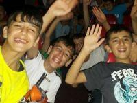 Hakkarili gençlerden gençlik kamplarına büyük ilgi