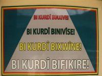 Gever'de Kürtçe ilköğretim dersleri başladı