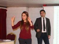 ASP Müdürlüğü'nden işaret dili eğitimi