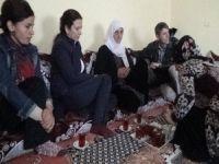 HDP'li Irmak'tan Demir ailesine taziye ziyareti