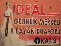 Satılık:İdeal Gelinlik Merkezi ve Bayan Kuaförü