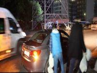 Antep'te oy hırsızlığı kameralara yansıdı