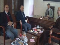 Prof. Dr. Pakiş'ten il müftülüğüne ziyaret