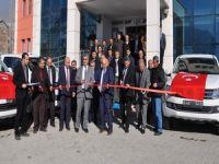 Hakkari il özel idaresi araç parkını güçlendirdi