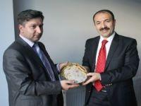 Hakkarili işadamları Ankara'da