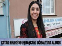 Çatak Belediye Eşbaşkanı gözaltına alındı