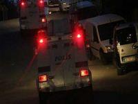 Gever'de 4 kişi gözaltına alındı