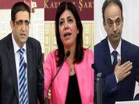 HDP'li vekiller Cizre'deki yaralılar için açlık grevine başladı